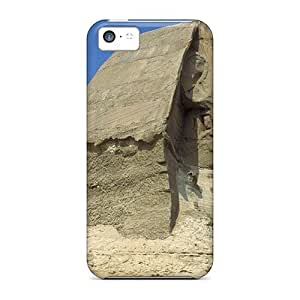 linJUN FENGDefender Case For iphone 4/4s, The Great Sphinx Pattern
