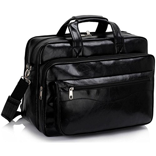 Work Black Pilot Unisex Top London Friendly Shoulder Cases Laptop Business Bags Brief loader Xardi CZUwqW