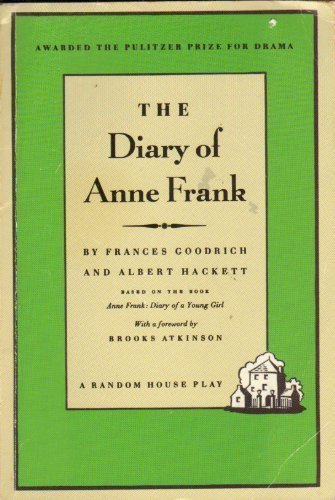 Diary of Anne Frank by Frances Goodrich (1993-06-03)