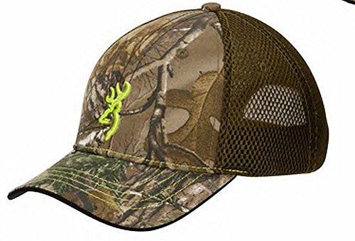Browning Realtree Xtra Youth Mesh Green Hat