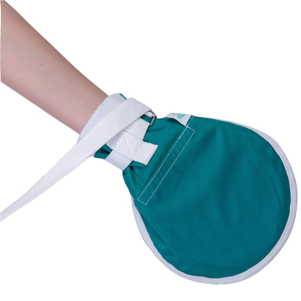 Medical Restraints Glove - Prevention Patient Scratch Self Harm Anti-Pulling Tube, Self-Injury, Bed Rest by TTZ