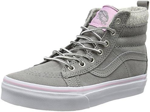 Vans Kid's Sk8-Hi MTE Shoe, Wild Dove