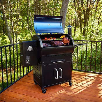 Pit Boss Wood Pellet Grill And Smoker 820 Sq In Total
