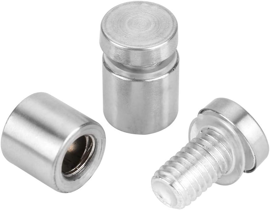 Separador de vidrio 20 piezas de acero inoxidable SS304 Separador de vidrio