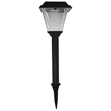 Amazon Com Yezijin Path Light Solar Power Led Light