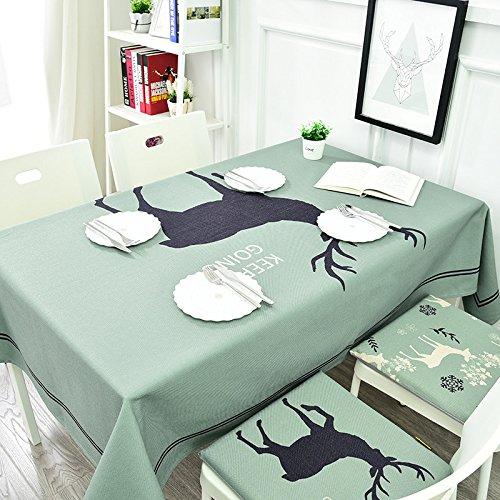 Woo.L.L Namba Restaurante nórdico Mantel creativa,Salón Mesa ...