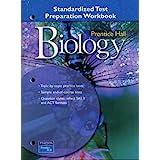 PRENTICE HALL MILLER LEVINE BIOLOGY STANDARDIZED TEST PREP WORKBOOK     2004C