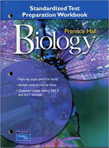 Printables Miller And Levine Biology Worksheets amazon com prentice hall miller levine biology standardized test prep workbook 2004c edition