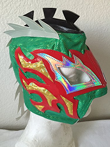 KALISTO KIDS MASK LUCHA DRAGONS