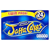 Original English McVities Jaffa Cakes Twin Pack