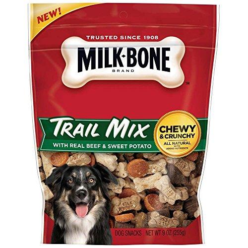 Jm Smucker Retail Sales 10079100513052 Dog Treat Trail Mix, 9-oz. - Quantity 6