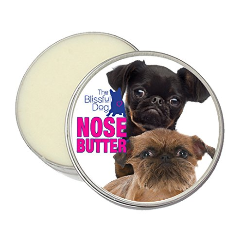 The Blissful Dog Brussels Griffon Unscented Nose Butter