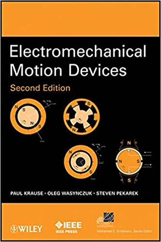 Electromechanical motion devices paul krause oleg wasynczuk electromechanical motion devices 2nd edition fandeluxe Images
