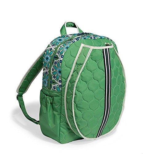 cinda b. Tennis Backpack, Verde Bonita