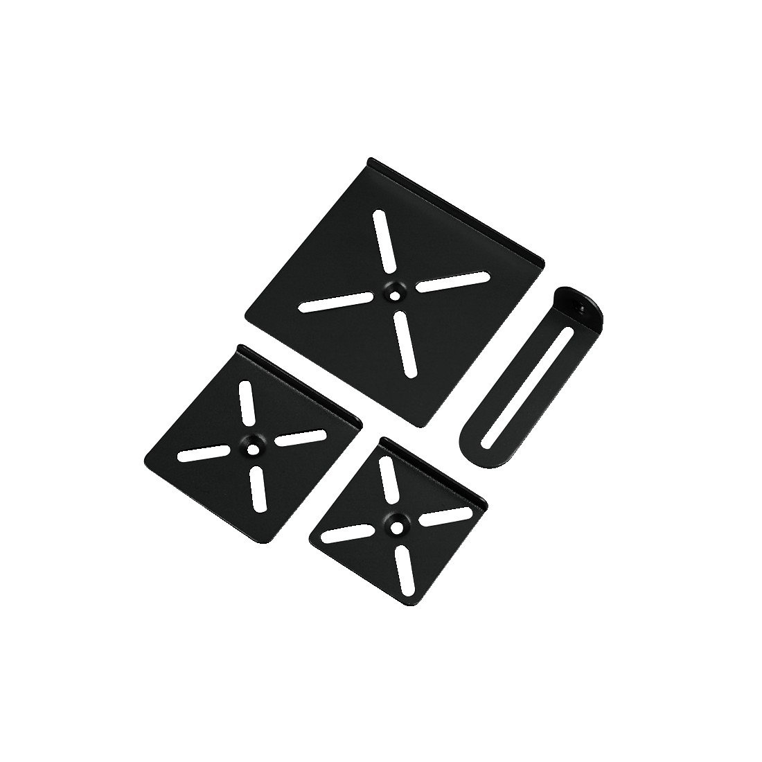 Hama Slim Supporto Universale Regolabile per Casse 123 cm 5 kg Nero