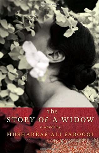 book cover of The Story of a Widow