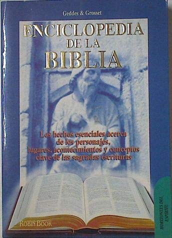 Enciclopedia de la Biblia: Grosset, Geddes, Geddes & Grosset ...
