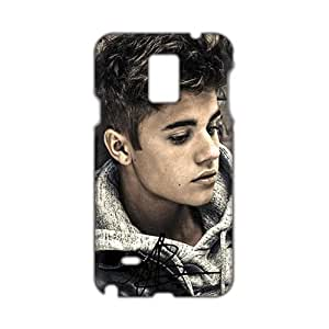 justin bieber and jason mccann 3D Phone Case for Diy For SamSung Galaxy S5 Case Cover