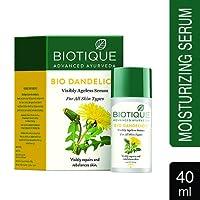 Biotique Bio Dandelion Ageless Lightening Serum, 40 ml