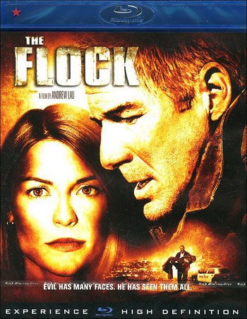The Flock [ Blu-Ray, Reg.A/B/C Import - Sweden ]