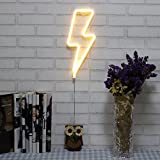 Making Life Funny1)Cute home decoration night light for kids,bedroom girls2)LED version and eco-friendly materils are used 3)Battery operated and USB powered for options4)Replacement for traditional glass neon sign, compact and shock-proof5)Neon ligh...