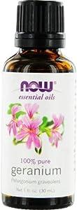 NOW Foods 100 Pure Geranium Oil