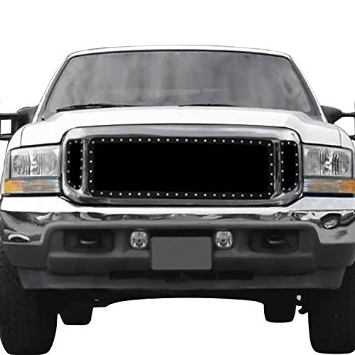 03 04 Ford F350 Grille - 9