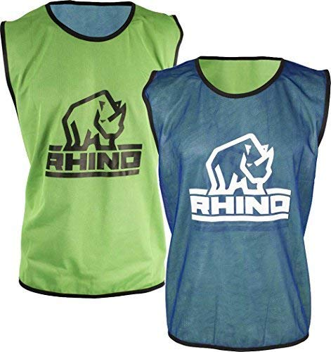3a92d107274 Only Sports Gear Rhino Reversible Rugby Training Bibs Vest ***New:  Amazon.co.uk: Sports & Outdoors