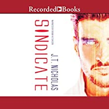 SINdicate Audiobook by J. T. Nicholas Narrated by Brian Hutchison