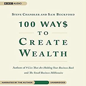 100 Ways to Create Wealth Audiobook