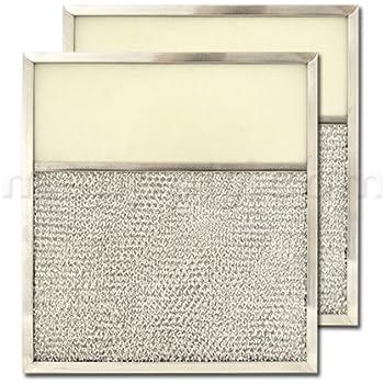 aluminum range hood filter with light lens 11 11 16 x 13 15 32 x 3 8 lens size. Black Bedroom Furniture Sets. Home Design Ideas
