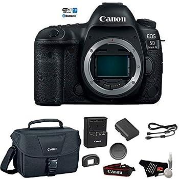 Amazon.com : Canon EOS 5D Mark IV Full Frame Digital SLR