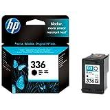 Original HP 336Black Original Ink C9362E C9362EE Cartucho de tinta Deskjet, PSC/Photosmart/Officejet/copiadora digital Impresoras–Fácil de lámina de Mail–Embalaje tintas