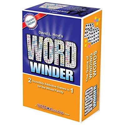 HL Games Word Winder: Toys & Games