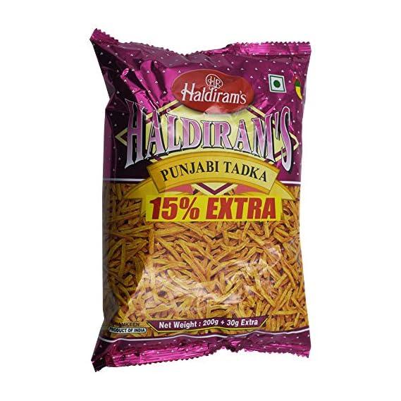 Haldirams Namkeen - Punjabi Tadka (Del) (Pack of 2 X 200gm)