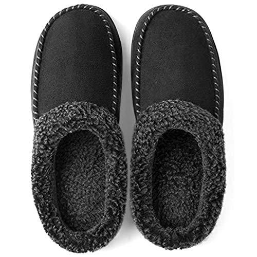Men\u2019s Summer Loafer Black Woven Slip On Shoes