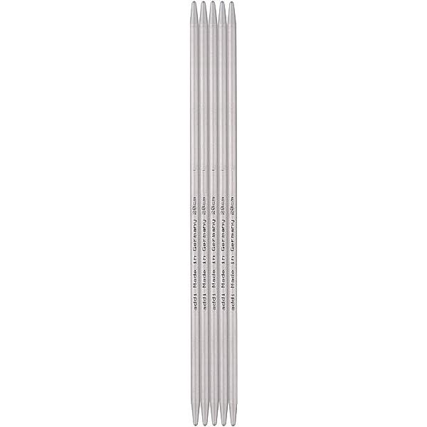 Addi Double Pointed Needles Aluminium 3.5mm 20cm