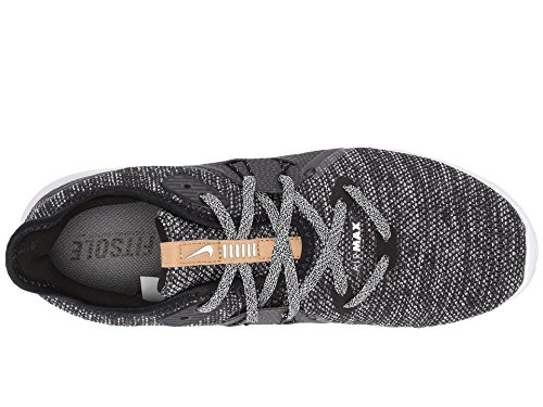 Nike Black Sequent Competition White Women's Running 3 WMNS Dark 011 Max Black Shoes Air Grey awxWzrIqga
