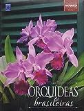 capa de Orquídeas Brasileiras - Volume 1. Coleção Rubi