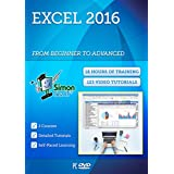 Master Excel 2016 Training Course - From Beginner to Advanced Level