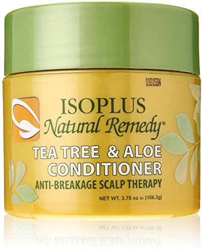Isoplus Natural Remedy - Isoplus Natural Remedy Tea Tree & Aloe Treatment, 4 oz (Pack of 6)