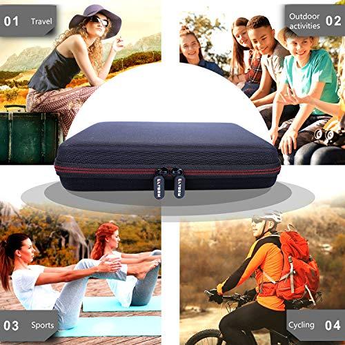 LTGEM Hard Case for AKAI Professional MPD218 | Ultra Portable USB Bus Powered 16 Pad USB/MIDI Pad Controller