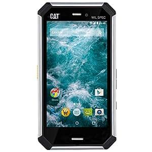 CAT PHONES Caterpillar S50C Rugged Waterproof Black 8GB - Black Smartphone for Verizon Wireless