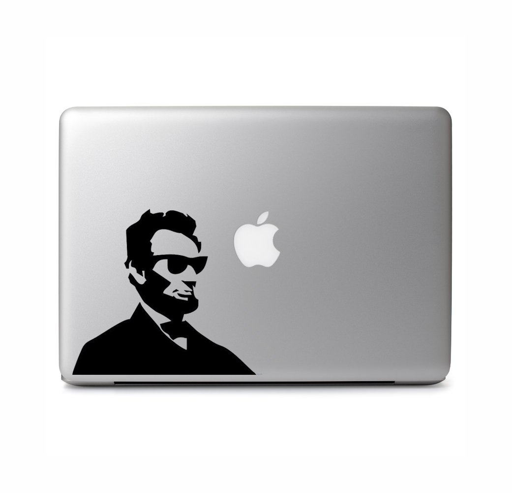 【NEW限定品】 Abe 17 Lincoln Cool Macbook Air-pro 11 Abe 13 15 Cool 17 Stickers,decal. [Electronics] by decalXpress B00OF3LSEA, 美濃市:287344cd --- a0267596.xsph.ru