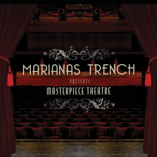 Marianas Trench - Masterpiece Theatre (CD)