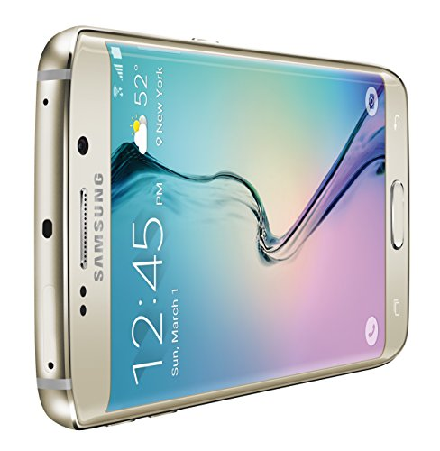 "Samsung GS6 Edge 5.1"" Certified Pre-Owned Prepaid Carrier Locked - 32 GB - Gold (T-Mobile)"