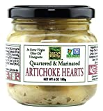 Native Forest Artichoke Hearts, Marinated, 6 ounce jars (pack of 6)