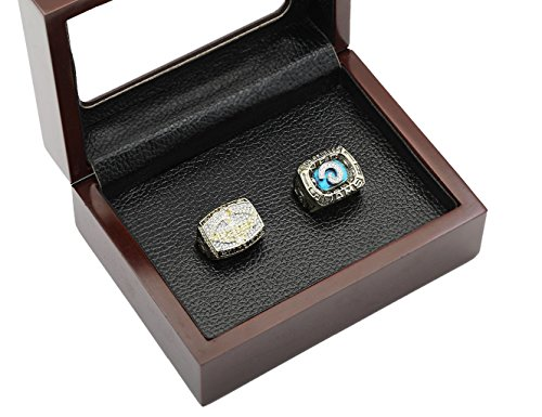 St Louis Rams Super Bowl Championship Ring Display Box Set by Kickoff101