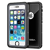 iPhone 6/6s Waterproof Case, OTBBA Sandproof IP68 Certified with Touch ID Shockproof Snowproof
