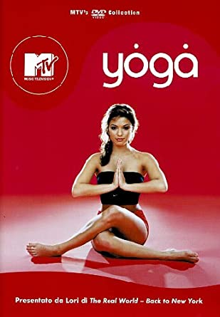 MTV Yoga  Import italien   Amazon.fr  Kristin McGee 18bd6f34376